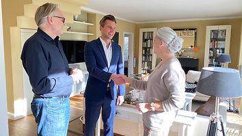 Zusammenarbeit mit Christian Hellman Real Estate, Immobilienmakler in Düsseldorf