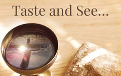 Taste and See Aug. 12, 2018