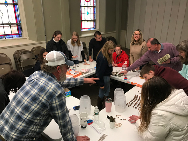 Youth Group Fundraiser Mission Trip 2019