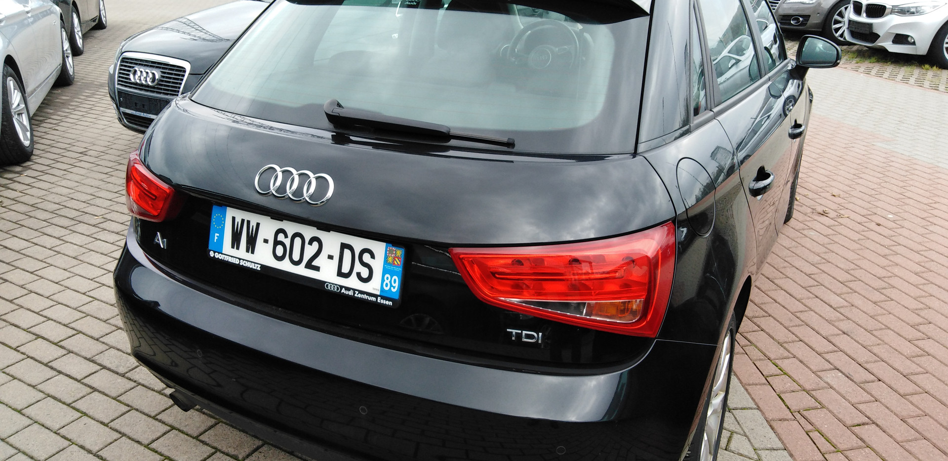 Audi A1 1.6 TDI 90 CV