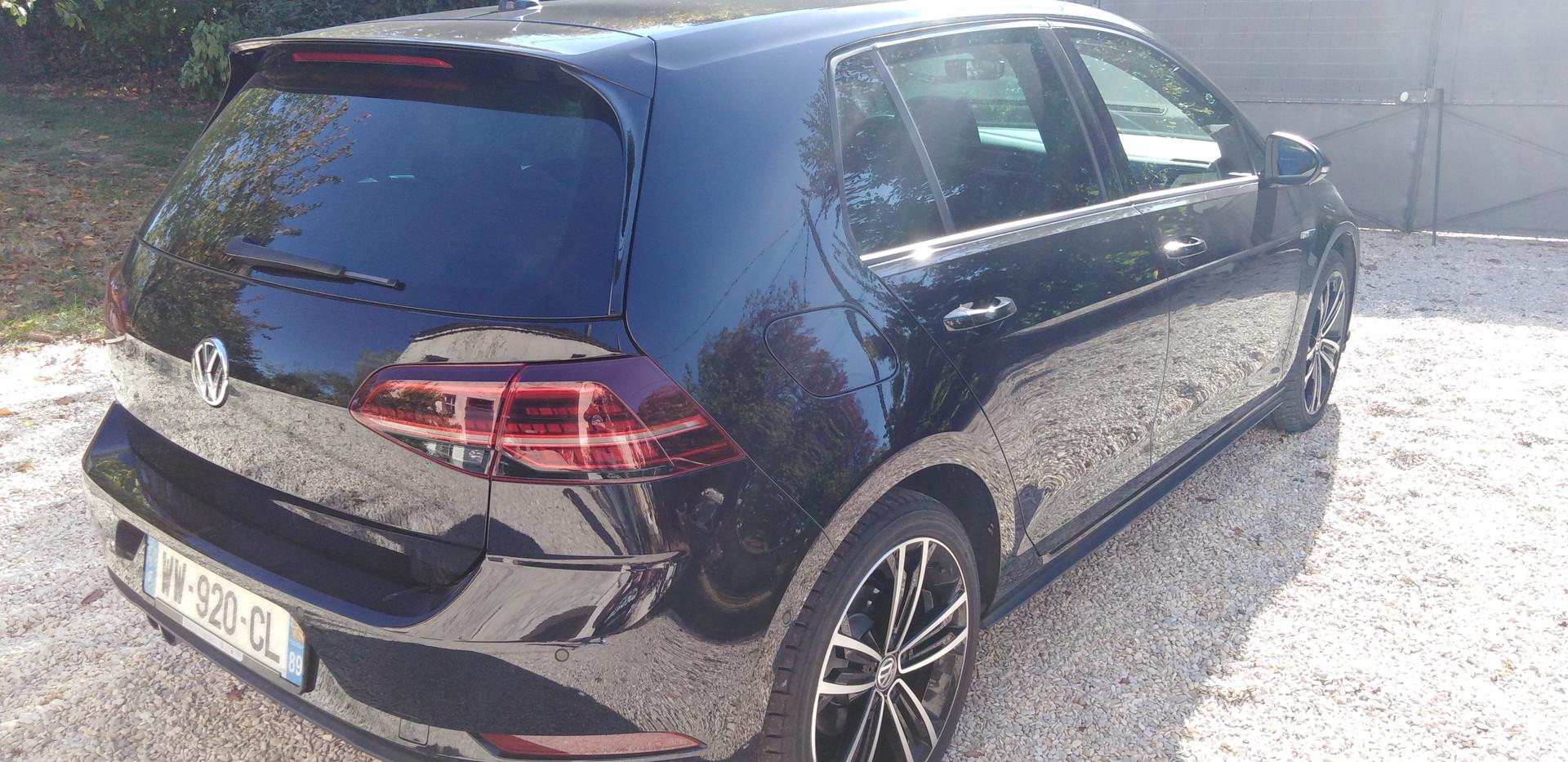 VW GOLF VII GTE Hybride ARD