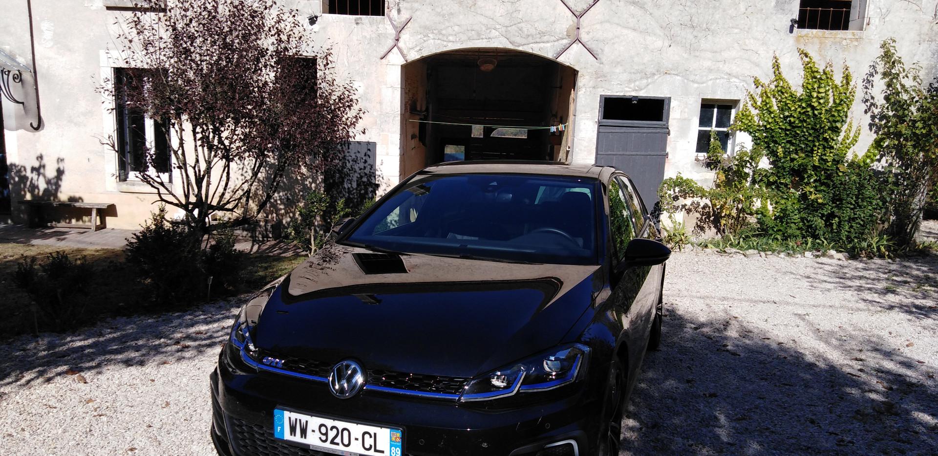 VW GOLF VII GTE Hybride av