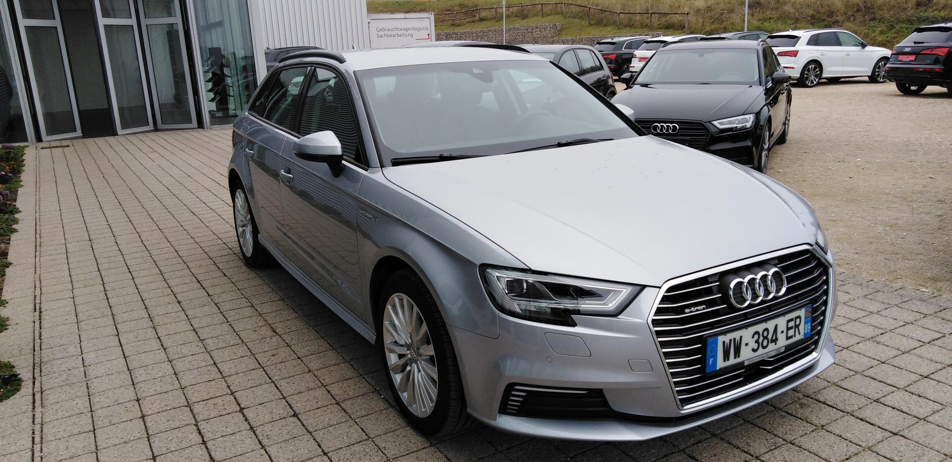 Audi A3 e_tron 1.4 e-tron 204 cv
