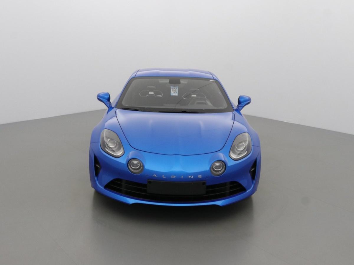 Alpine bleue 2