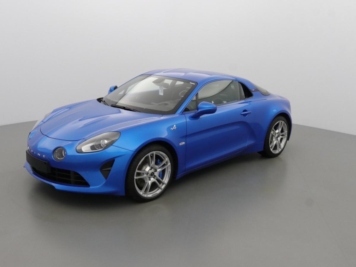 Alpine bleue 1