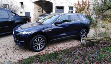 Jaguar F-Pace 3.0 D Prestige