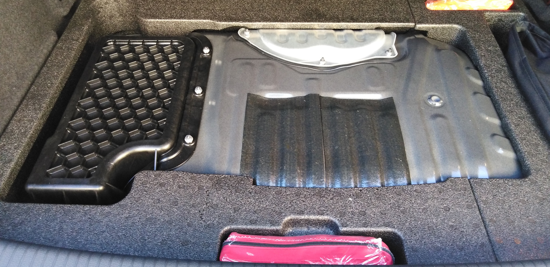 VW GOLF VII GTE Hybride Batterie