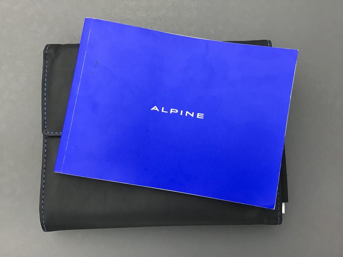 Alpine bleue 19