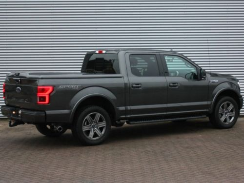 Ford F150 Gris 5