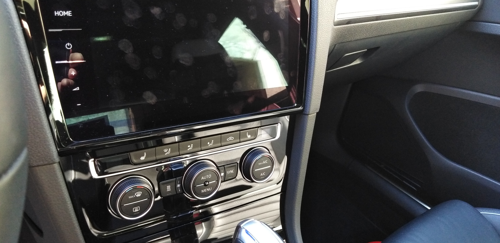 VW GOLF VII GTE Hybride GPS