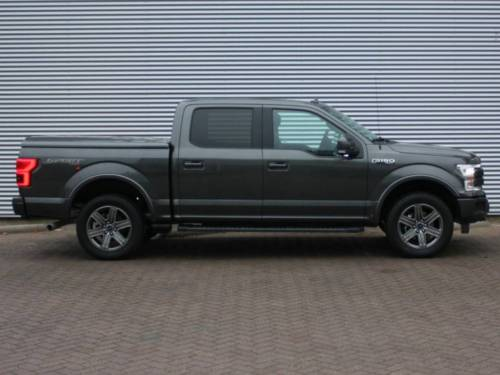 Ford F150 Gris 2