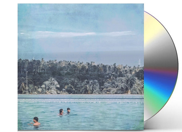 Big Blue - CD (signed)