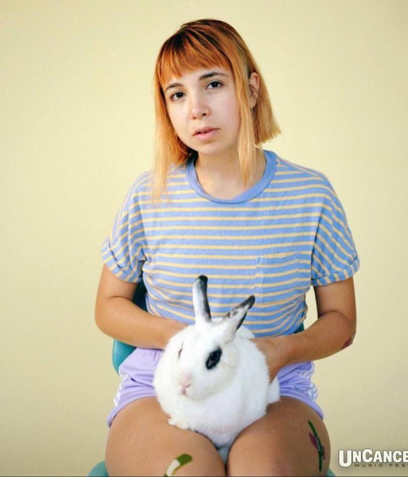 Lili Trifilio of Beach Bunny