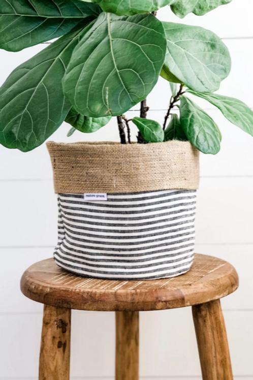 Bengal Stripe Pot Plant Cover