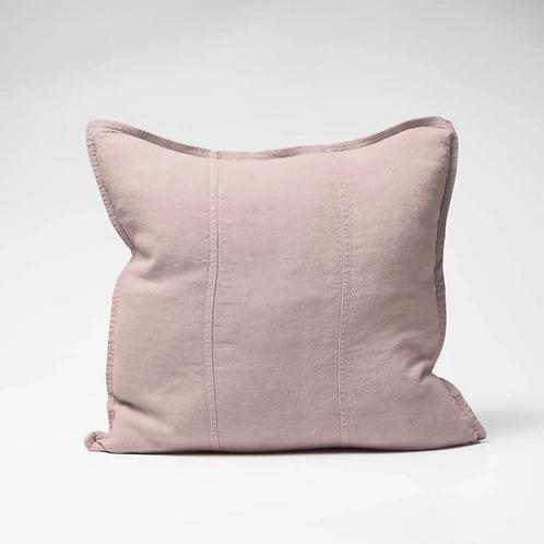Eadie Luca Linen Cushion - Musk