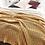 Thumbnail: Abrazo Eadie Throw Spun Gold