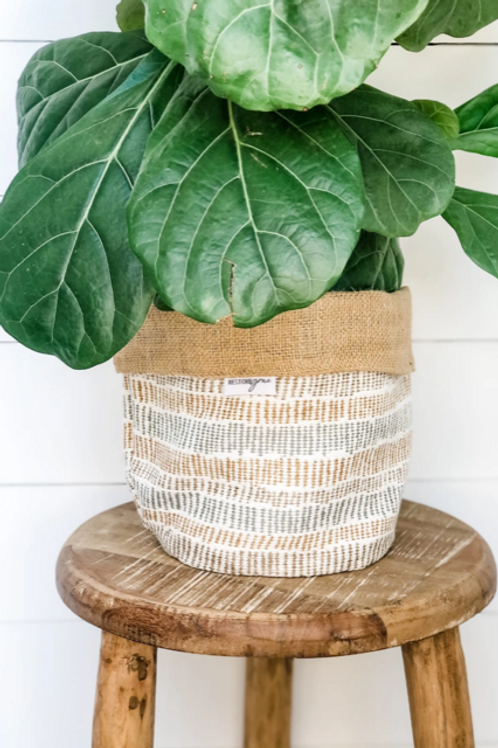Sunkissed Pot Plant Cover