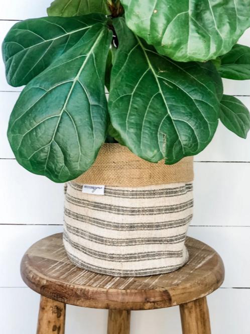 Farmhouse Pot Plant Cover