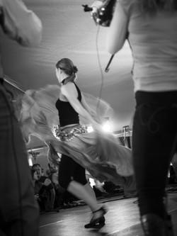 Lemon Bucket Orchestra Dancer