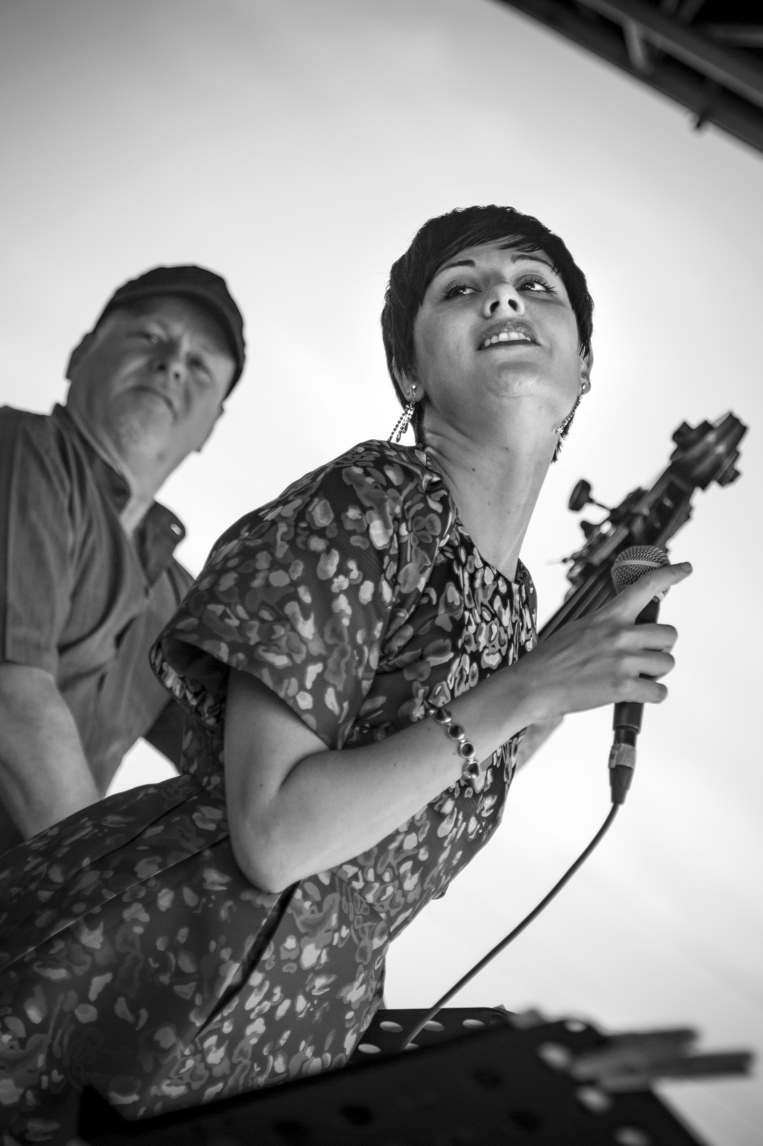 Gigi Marentette & George Koll