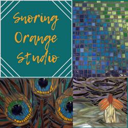 Snoring Orange Studio