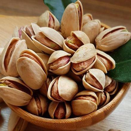 The pistachio