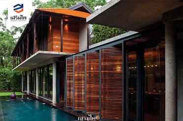 บ้านโมเดิร์นไทย