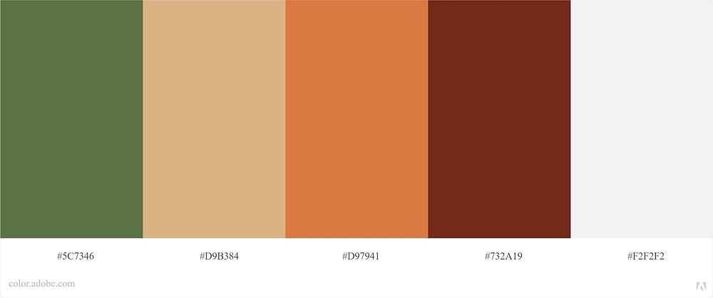 โทนสีที่ใช้ในการแต่างบ้าน Tropical Style