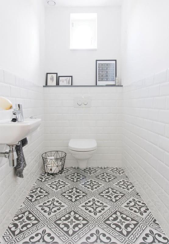 5 พื้นที่เลือกวัสดุปูพื้นอย่างไรให้เหมาะกับการใช้งาน - ห้องน้ำ