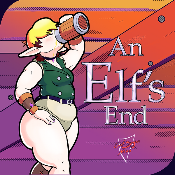 Elf's end Cover.png