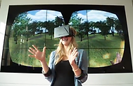 Discover virtual reality with Oculus Rift