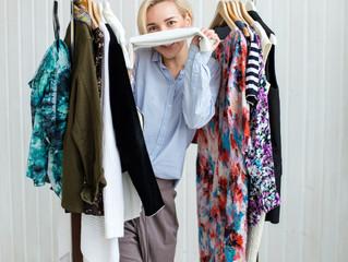 Советы стилиста: Разбор гардероба.