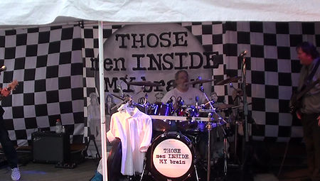 Those Men Inside My Brain play I Want You To Want Me by Cheap Trick