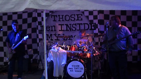 Those Men Inside My Brain play Downed by Cheap Trick