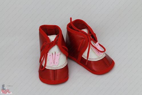 Пинетки. Первая обувь для малышей. Модель 27