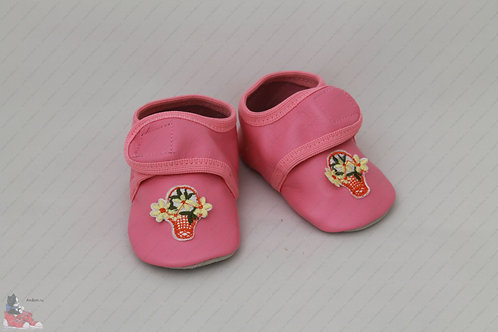 Пинетки. Первая обувь для малышей. Модель 47