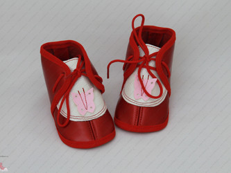 Пинетки. Первая обувь для малышей