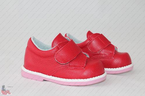 Модель 33. Ботиночки для девочки
