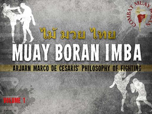Muay Boran -kirja ilmestynyt - ladattavissa ilmaiseksi