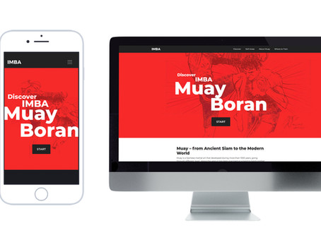 Discover IMBA Muay Boran - Free Online Library Launched