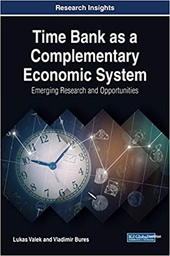 Time Bank as a complementary economic system book cover
