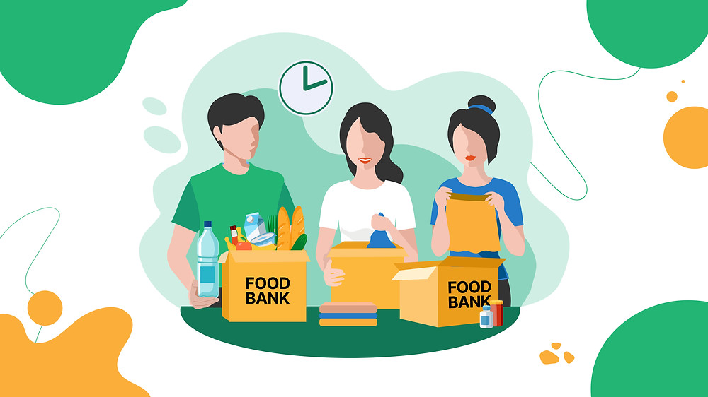 Great Food Bank Volunteer Opportunities During COVID-19