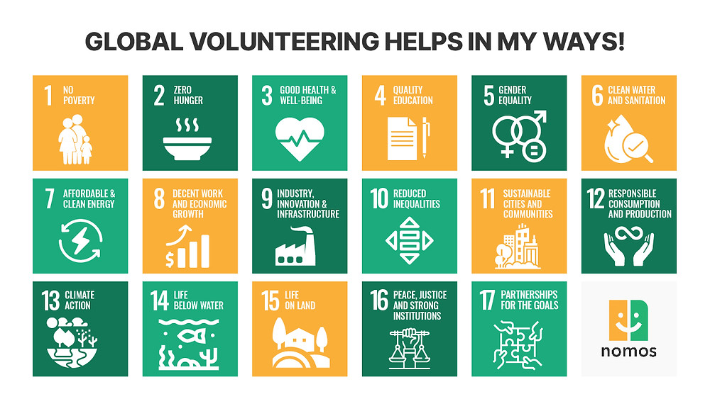 12 Ways to Get Involved in Global Volunteer Community Service