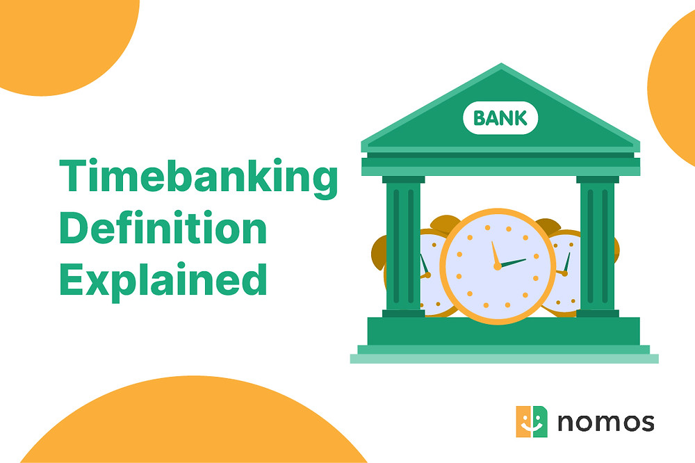 Watch what represents timebanking concept and timebanking definition