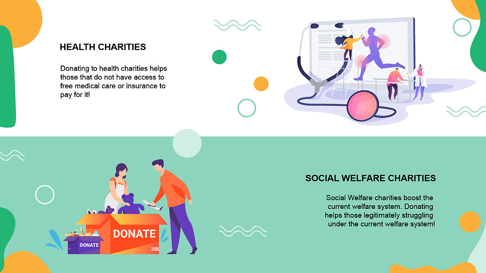 supporting local charities | Nomos