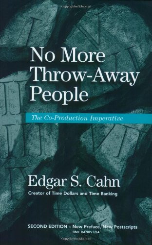 No More Throw-Away People book cover