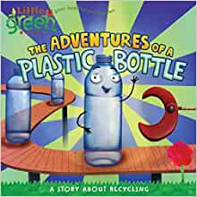 adventure of plastic bottle book cover