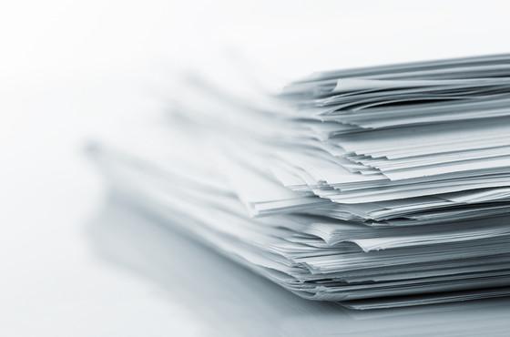 Tackling Paper Clutter - Goals for 2020!