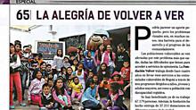 Fundación Volver entre las 100  fundaciones que dan ejemplo en Semana Sostenible.