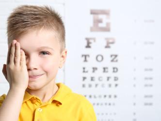 Una mala visión afecta el desarrollo de los niños